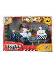 Tonka טונקה אופנוע משטרה