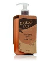 """תחליב לחות לגוף (400 מ""""ל) - NATURE NUT"""