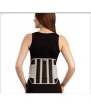 חגורת גב גמישה עם תמיכה + כרית ELIFE Lumbar Sacro Stabilizer