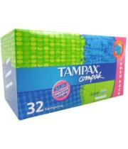 טמפקס קומפק סופר טמפונים עם מוליך | Tampax Compak Super