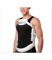 Hyperextension Brace | חגורת תמיכה לגב 3 נקודות, תואם JEWETT מבית ELIFE