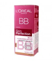 קרם BB סקין פרפקשן גוון בינוני L'OREAL Skin Perfection SPF25