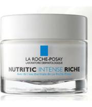 אינטנס ריץ' נוטריטיק קרם להזנה ולשיקום עור פנים יבש במיוחד LA ROCHE POSAY NUTRITIC INTENSE RICHE CREAM לה רוש פוזה