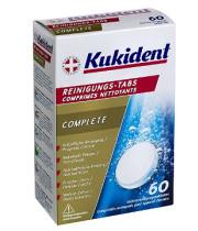 קוקידנט טבליות לניקוי שיניים תותבות Kukident Tablets
