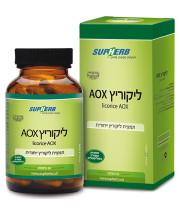 AOX ליקוריץ סופהרב - תמצית שורש ליקוריץ