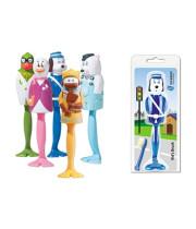מברשת שיניים לילדים בצורת חיות מירדנט | Miradent Kid's Toothbrush