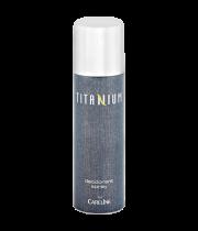 טיטניום דאודורנט לגבר ספריי Titanium Deodorant Spray