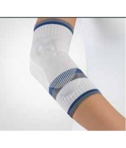 Epicondylitis Support with Padding | שרוול אלסטי למרפק עם סיליקון BORT