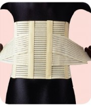 חגורת גב מאווררת אסא