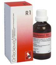 R1 טיפות הומאופתיה Dr. Reckeweg