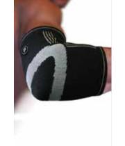 Premium Elasticated Elbow Support | שרוול אלסטי למרפק ללא סיליקון פורטונה