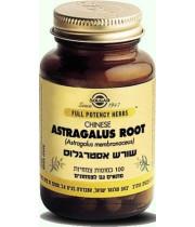 שורש אסטרגלוס - 100 כמוסות של סולגאר