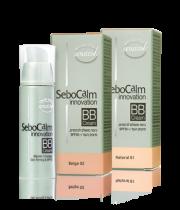 קרם BB כיסוי מושלם לכתמים, מיצוק העור ו-SPF35 SeboCalm Innovation סבוקלם