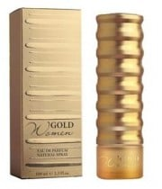 "בושם לאישה גולד 100 מ""ל 