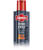 אלפסין שמפו קפאין C1 Alpecin Caffeine Shampoo