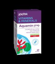 אלטמן - סידן ממקור טבעי מאצת ים אדומה ALTMAN CALCIUM AQUAMIN