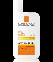 Anthelios Fluid אנתליוס XL תחליב פנים להגנה גבוהה מהשמש במרקם נוזלי לה רוש פוזה La Roche Posay