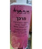 מרכך לשיער חומצה היאלורונית וחמאת שיאה ארגניה לשיער מתולתל ARGANIA Conditioner