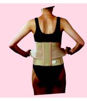 חגורת גב עצמות חומה אסא   ASSA Lumbo Sacral Belt Back Support