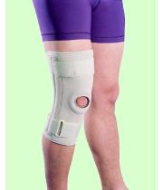 מגן ברך עם עצמות רצועות וחור בפיקה אסא | ASSA Knee Brace