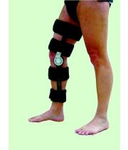 סד לקיבוע ברך עם 2 צירים מתכווננים אסא | ASSA Knee