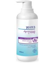 בפנטן סנסידיילי קרם לחות לשימוש יומיומי לעור יבש ומגורה במיוחד