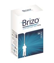 בריזו תוסף תזונה לגברים לגילאי 50+ Brizo