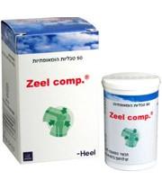 היל זיל קומפ טבליות הומיאופתיות לבעיות מפרקים | HEEL Zeel Comp