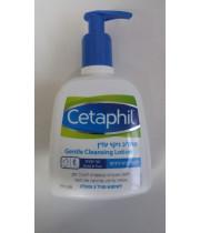 """צטאפיל תחליב ניקוי עדין לעור יבש ורגיש 200 מ""""ל CETAPHIL"""