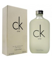 סי קיי וואן 200 מל אדט קלווין קליין - בושם יוניסקס Ck One Calvin Klein