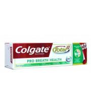 משחת שיניים קולגייט טוטל Colgate Pro Breath Health