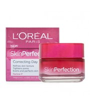 Skin Perfection קרם לחות בעל אפקט מתקן לוריאל