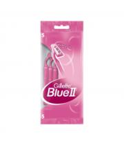סכיני גילוח חד פעמיים ג'ילט Gillette Blue 2