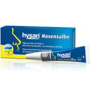 היסאן משחת אף ליובש | Hysan Nasal Ointment