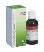 """ד""""ר רקווג - R32 טיפות Dr. Reckeweg Drops"""