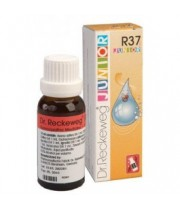 """ד""""ר רקווג DR. RECKEWEG R37 טיפות הומיאופתיות"""