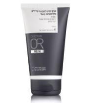 """סבון פנים להרגעת גירויים ואדמומיות בעור לגבר 150 מ""""ל DR. OR MEN ד""""ר עור"""