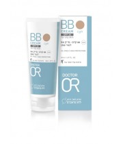 "מייק אפ לעור שמן | BB קרם +Dr. Or BB Cream SPF30 ד""ר עור"