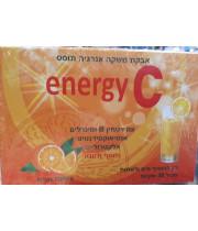 ENERGY C אבקת משקה אנרגיה תוסס