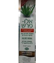 אלו פרש משחת שיניים Aloe Fresh Natural Toothpaste