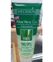 מדיסקין ג'ל אלוורה מרוכז 98.9% להרגעת העור | MEDISKIN Aloe Vera Gel Cream