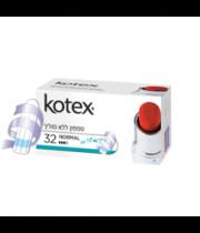 קוטקס טמפון ללא מוליך נורמל | Kotex Normal