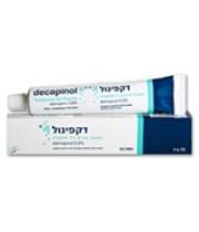 דקפינול משחת שיניים - ג'ל פלואוריד לשימוש יומיומי DECAPINOL