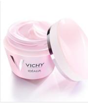 אידאליה קרם פנים לעור יבש / רגיל-מעורב Vichy Idealia וישי