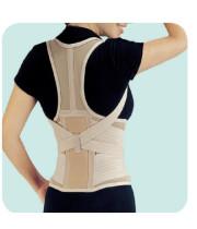 מיישר כתפיים משולב עם חגורת גב אסא