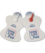 זוג אלקטרודות למכשיר אומרון טנס E4 לשיכוך כאבים | Omron E4 Tens Electrodes