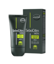 סבוקלם קרם הגנה לקרקפת לגבר | Sebocalm Scalp Protection SPF28