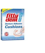 דבק לשיניים תותבות | פיטידנט רפידות הצמדה לתותבות | Fittydent
