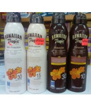 שמן שיזוף HAWAIIAN TROPIC PROTECTIVE DRY OIL