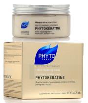 Phyto פיטוקרטין מסכה לטיפוח ושיקום שיער פגום Phytokeratine